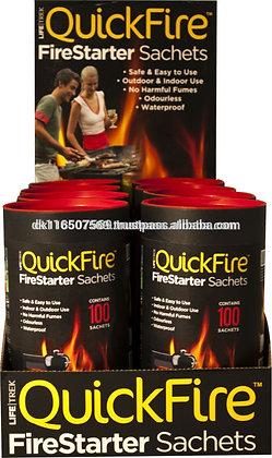 Quick Fire Sachets