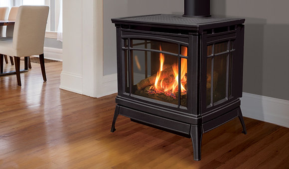 Enviro Berkeley Freestanding Gas Stove