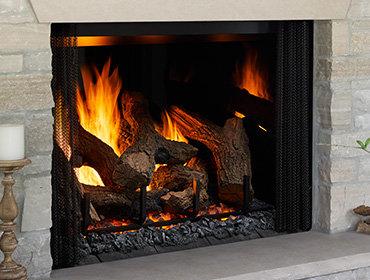 Heat N Glo Phoenix TrueView Gas Fireplace