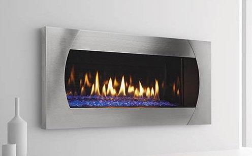Heat N Glo Mezzo Gas Fireplace