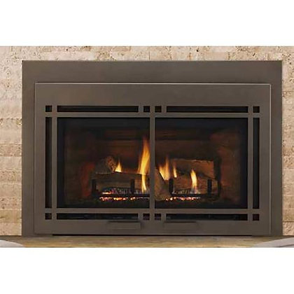 "Majestic Ruby 30"" Gas Insert"