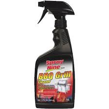 Spray Nine BBQ Grill Cleaner