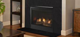 Majestic Mercury Gas Fireplace
