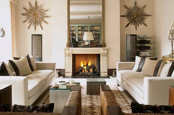 Majestic Ashland Wood Fireplace