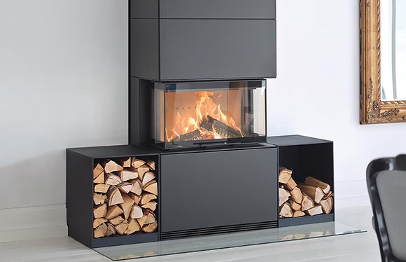 Regency Contura Ri50 Wood Fireplace