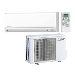 Mitsubishi HM Single Zine Ductless Unit