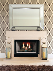 Majestic Sovereign 36-42 Wood Fireplace