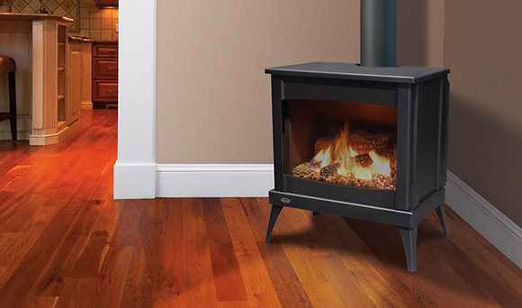 Enviro Westport Steel Freestanding Gas Stove