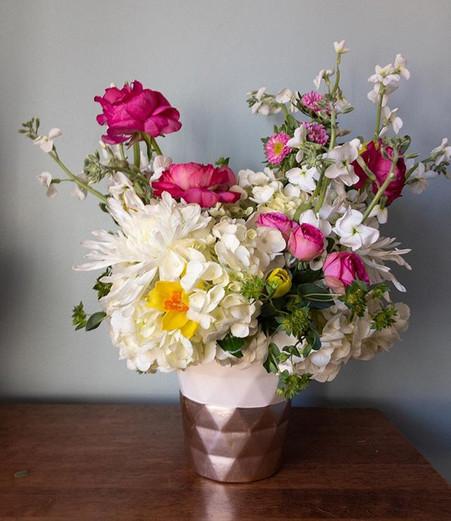 FREE Flower Recipe: $20 Trader Joes Flower Challenge