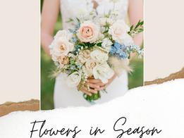 Flowers in Season: May