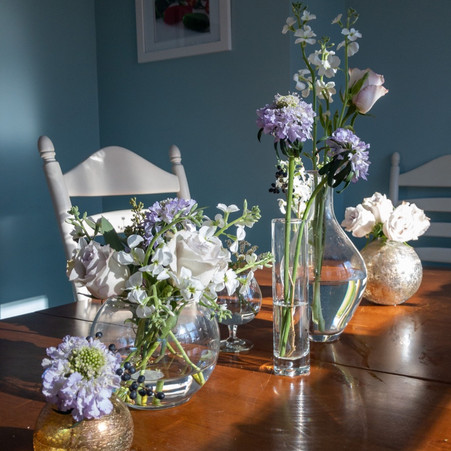 FREE Flower Recipe: Hygge Inspired Flower Meditation