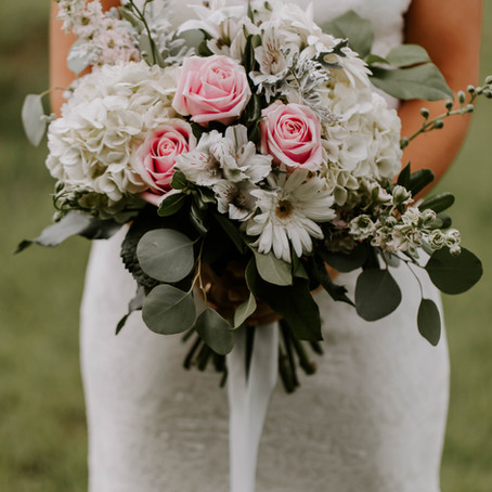 My Secret to Choosing Your Bridal Bouquet