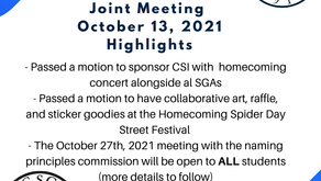 10/13 Joint Meeting