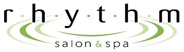 Rhythm Salon and Spa logo