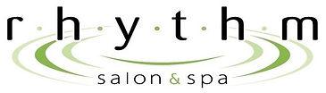 Rhythm Salon and Spa logo