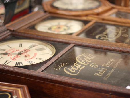 Hunt for Vintage Treasure at the Heritage Antique Show