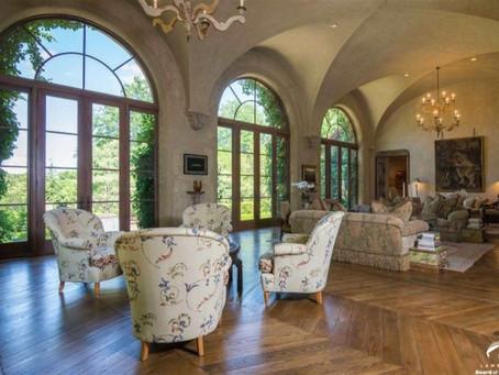 Elegant European Design Makes Itself at Home in the Heart of Kansas
