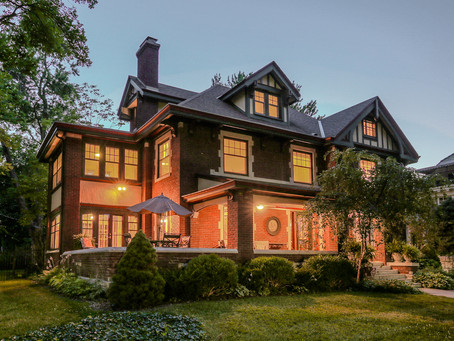 Original Design Elements Bring Historic Home to Life