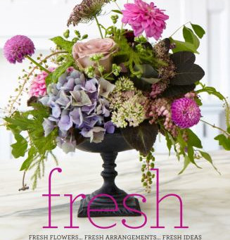 Find Fresh Flower Ideas in this Inspiring Book