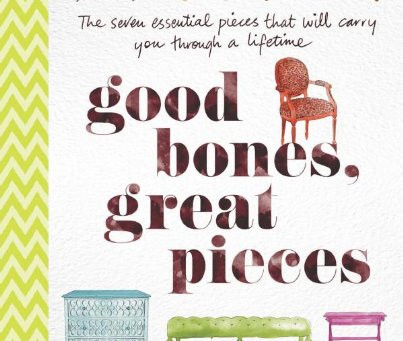 Good Bones, Great Pieces is a Great Book!