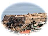Fortezza Castle Rethymno Crete