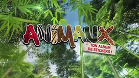 Panini Animaux - Publicidad