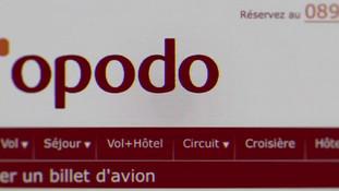 Opodo - Publicidad