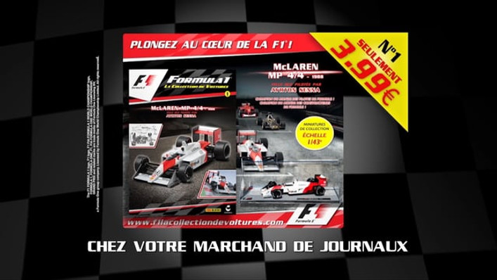 Collection F1 - Publicidad