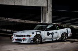 Parking Garage La Dolce Shot
