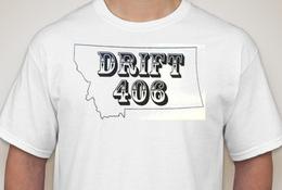 DRIFT 406 Smoke T-Shirt