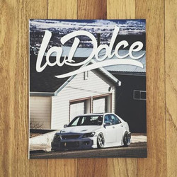 JC on the Cover of La Dolce