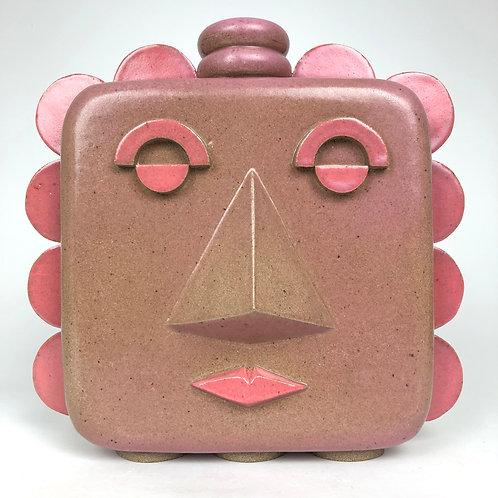 Beatrice Face Jug