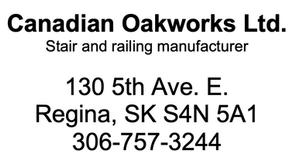 Canadian Oakworks CASH Prize for New  Members!