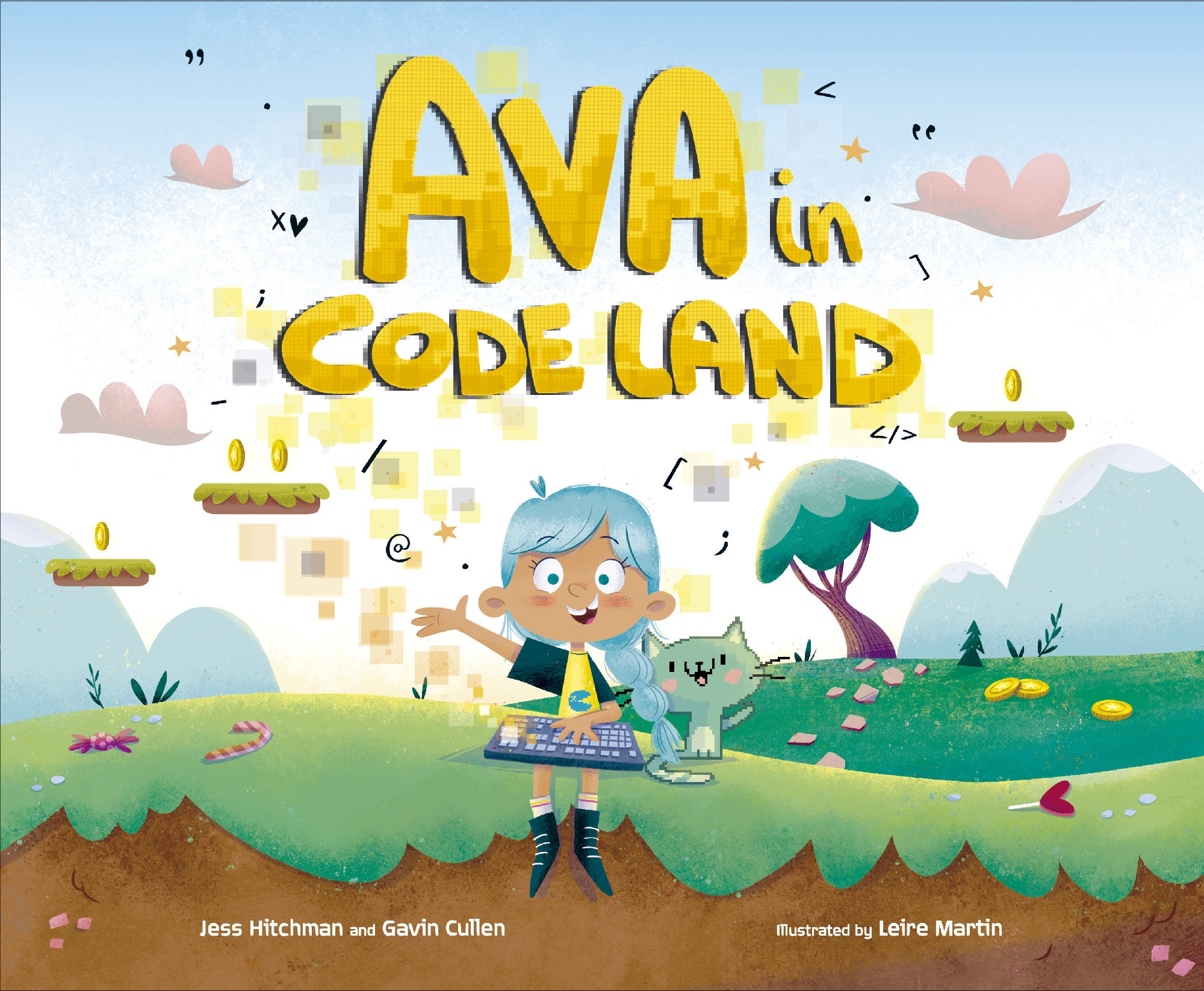 Ava in codeland