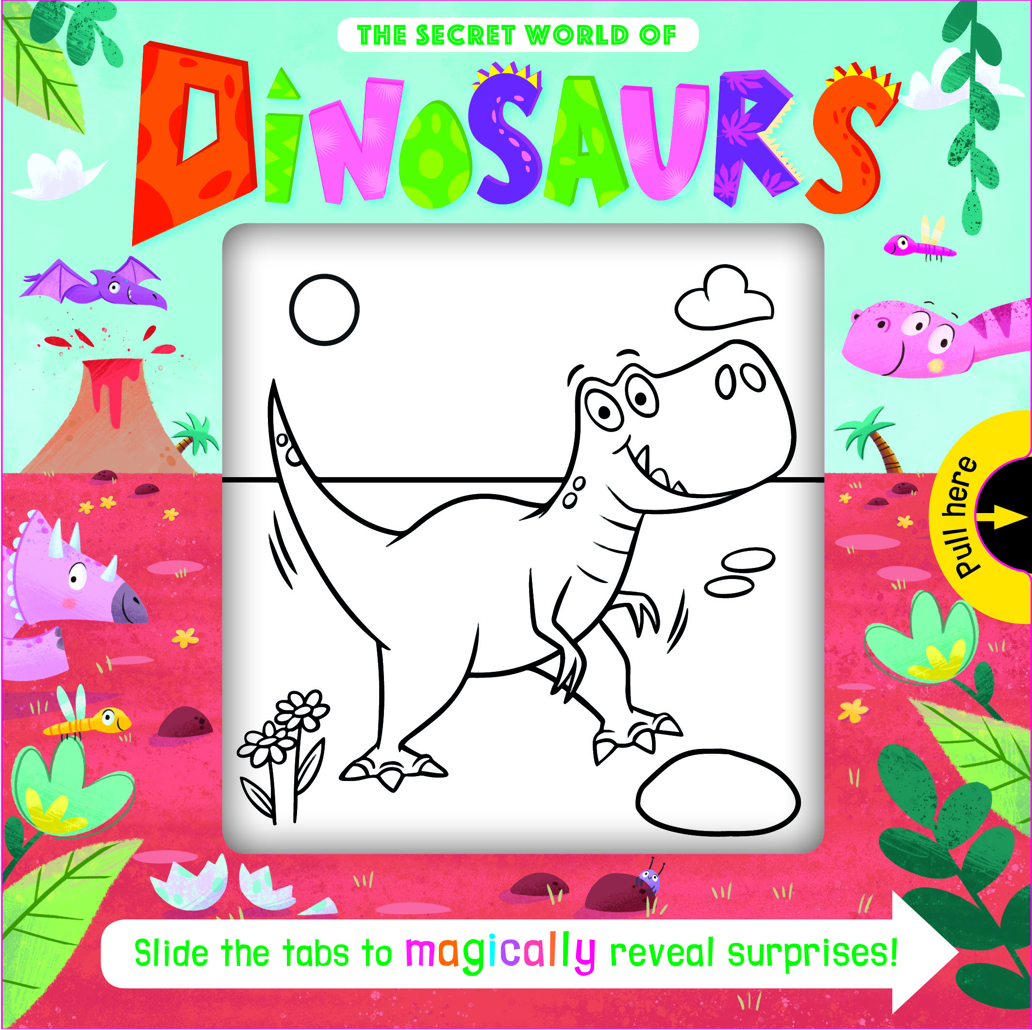 The Secret World of Dinosaurs