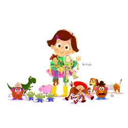Bonnie, Toy Story fanart
