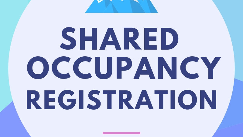 Shared Occupancy Registration