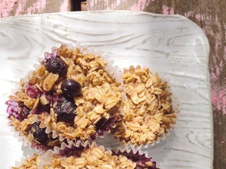 Recipe Creation: Beginning with Muffins!