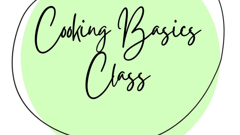 Virtual Cooking Basics Course