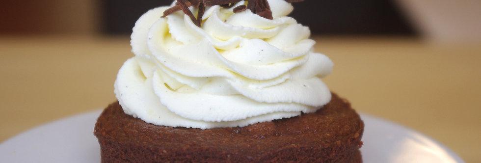 Moëlleux au Chocolat et Chantilly