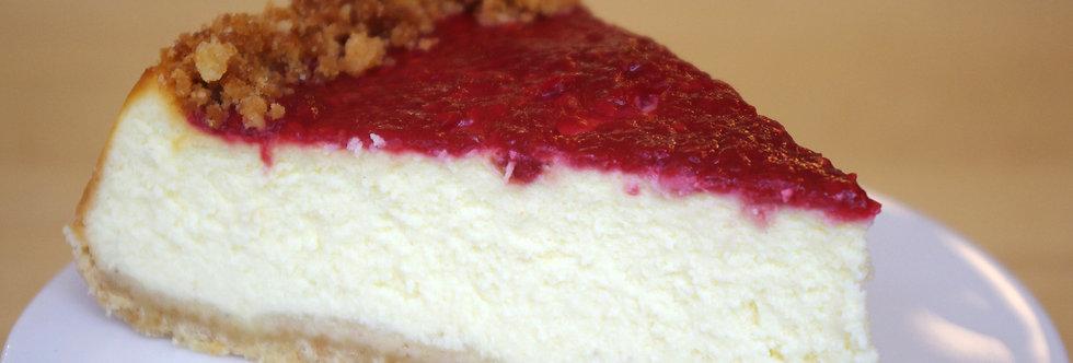 Cheese Cake Vanille Framboise