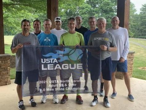 2021 USTA Capital Area League Champions