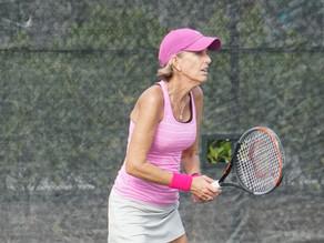 Women's History Month: Karen Rembert, Teaching Pro, Raleigh Racquet Club