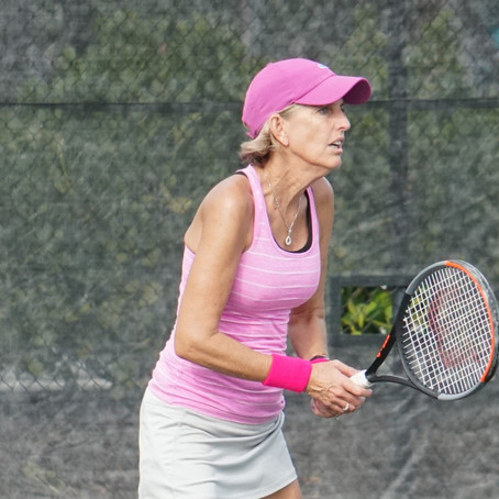 Women's History Month: Karen Rembert, Teaching Pro, Raleigh Racquet Club