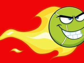Serve Up A Flame Team Challenge