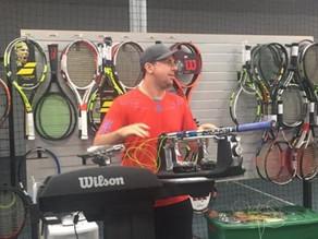 RTA Community Spotlights: Tennis Services & Shops | Bryan's Tennis