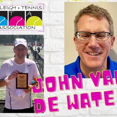 RTA BOARD SPOTLIGHT: John Van De Water, Treasurer