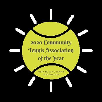2020 Community Tennis Association of the