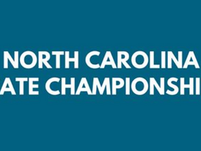 2021 North Carolina State Championships - Schedule and Info