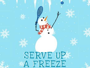 Serve Up A Freeze: Registration Now Open for Annual Junior Tournament